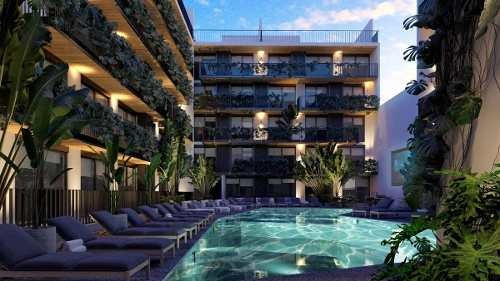 (crm-4812-562)  departamento venta playa del carmen urban tower $179,000 usd marjos e1