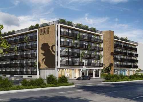(crm-4812-563)  departamento venta playa del carmen urban tower $219,000 usd marjos e1
