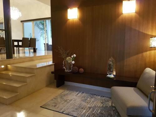 (crm-4817-1)  hermosa y confortable residencia con diseño arquitectonico unico