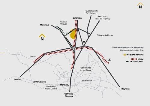 (crm-4817-21)  terreno industrial / habitacional salinas victoria, n.l.