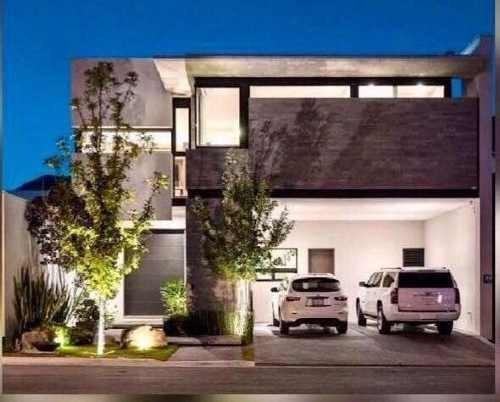 (crm-4817-42)  hermosa residencia amueblada en valle del vergel; monterrey; nuevo l.