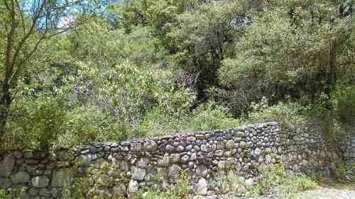 (crm-4817-64)  increible terreno campestre arbolado vista panoramica