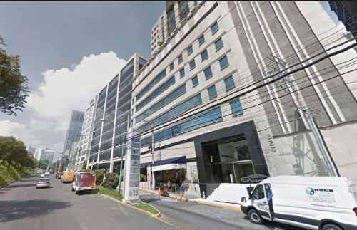 (crm-4860-181)  oficinas renta / edificio lexus / prol paseo de la reforma / santa fe