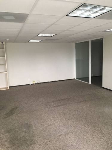 (crm-4860-182)  oficinas renta / edificio lexus / prol paseo de la reforma / santa fe