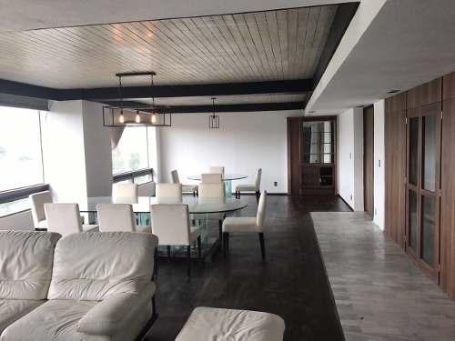 (crm-4860-19)  departamento renta venta / frondoso / lomas anahuac / interlomas