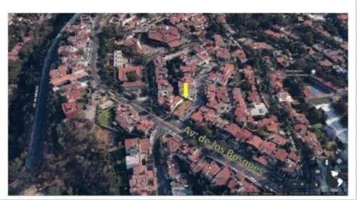 (crm-4860-265)  terreno venta / avenida de los bosques / tecamachalco