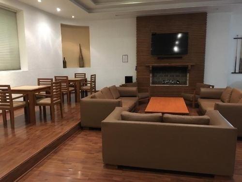 (crm-4860-63)   departamento venta-renta /  hacienda golondrinas / interlomas