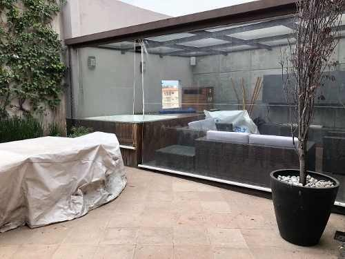 (crm-4860-85)  departamento venta / villa florence / jesus del monte / interlomas