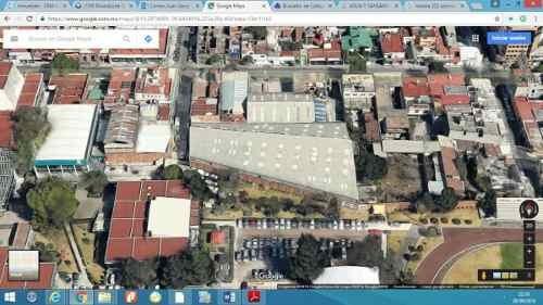 (crm-5152-1)  nave industrial en zona centro de toluca