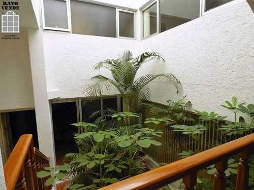(crm-5206-1021)  casa con vigilancia ampliacion pedregal