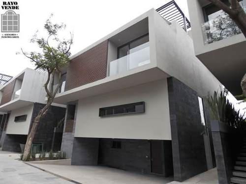 (crm-5206-1058)  condominio horizontal nuevo en venta san jeronimo lidice