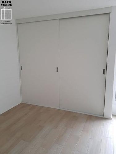(crm-5206-1064)  departamento loft en venta en coapa