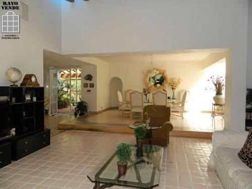 (crm-5206-1068)  espectacular residencia estilo barragan