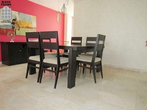 (crm-5206-1086)  en hermoso condominio horizontal (las villas)