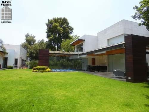 (crm-5206-1098)  residencia inteligente en venta pedregal