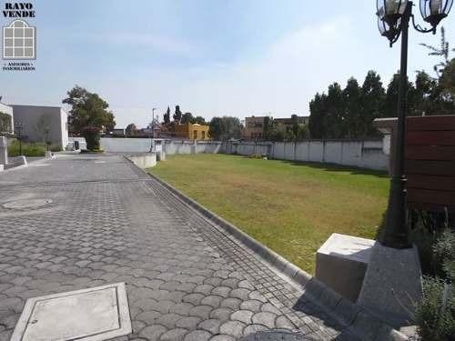 (crm-5206-1099)  terreno en venta condominio horizontal coyoacan