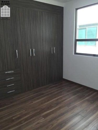 (crm-5206-1110)  departamento en renta avenida toluca calle cerrada