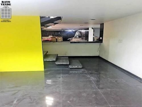 (crm-5206-1124)  casa con uso de suelo mixto cerca de churubusco
