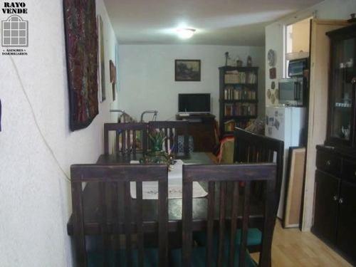 (crm-5206-1141)  departamento interior en venta portales sur