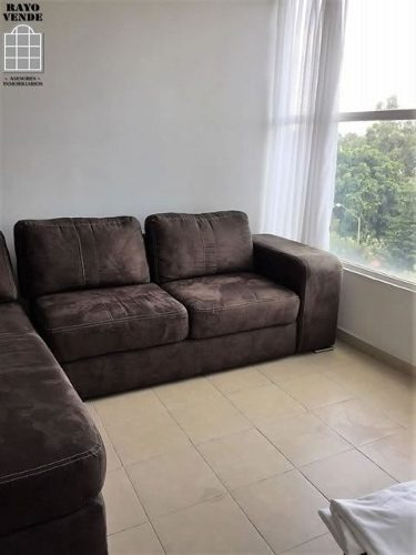 (crm-5206-1184)  departamento nuevo en venta zona acoxpa cuemanco