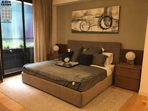 (crm-5206-1204)  exclusivo departamento en polanco