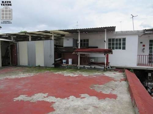 (crm-5206-1225)  casa para remodelar o terreno san lorenzo la cebada