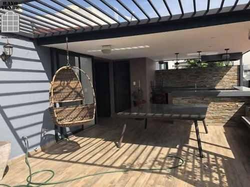 (crm-5206-1229)  pent house de lujo nuevo narvarte