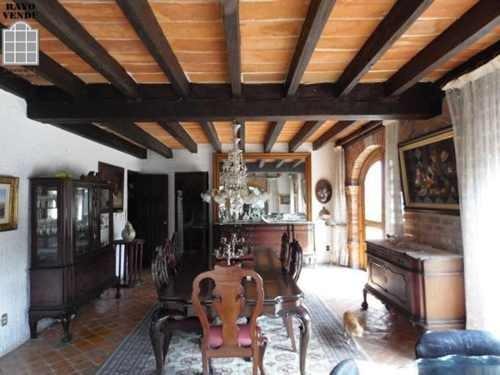 (crm-5206-147)  casa colonial en venta pedregal