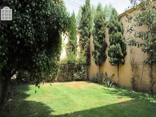 (crm-5206-27)  casa en venta con vigilancia jardines del ajusco