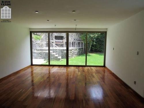 (crm-5206-279)  casa nueva en pedregal 4 recamaras y alberca
