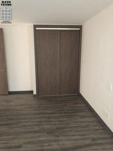 (crm-5206-289)  departamento nuevo en venta be grand pedregal