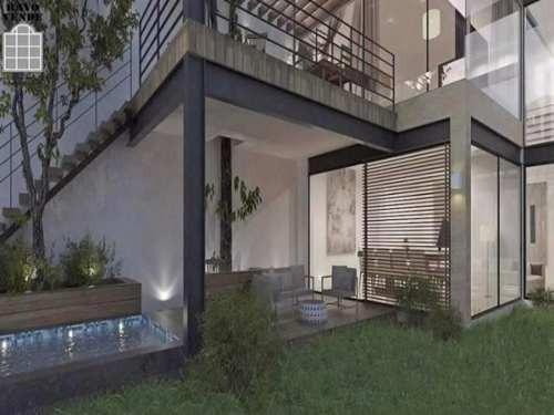 (crm-5206-296)  residencia nueva en pedregal