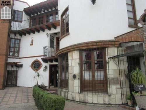 (crm-5206-326)  condominio horizontal en venta san jeronimo lidice