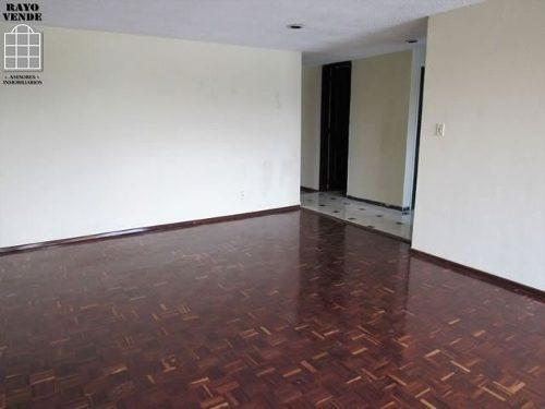 (crm-5206-377)  departamento en venta o renta guadalupe inn