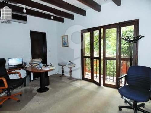 (crm-5206-384)  casa colonial en renta san angel tizapan
