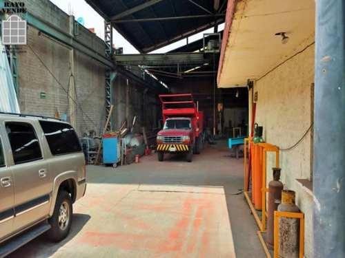 (crm-5206-422)  nave industrial a unos minutos de ermita iztapalapa