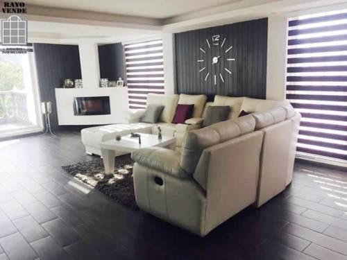 (crm-5206-435)  bonita casa recién remodelada, a 10 minutos de santa fé