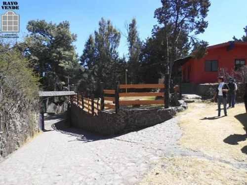 (crm-5206-436)  terreno en venta topilejo