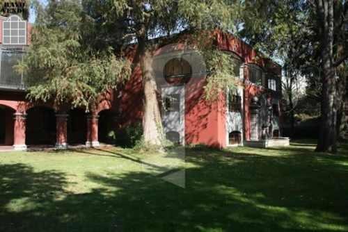 (crm-5206-458)  casa con uso de suelo en renta tlalpan centro