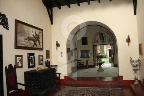 (crm-5206-459)  terreno y oficina comercial en venta o renta av. mexico coyoacan