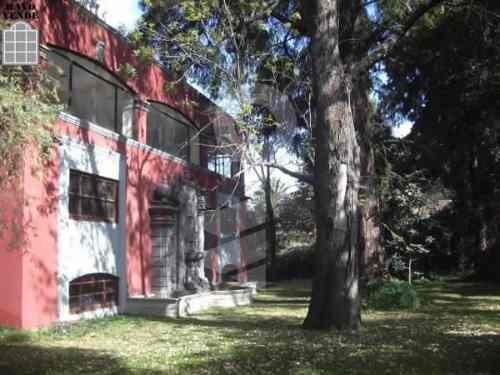 (crm-5206-460)  casa para oficinas en venta tlalpan centro