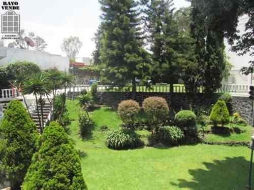 (crm-5206-52)  en excelente calle con vigilancia! en jardines del pedregal