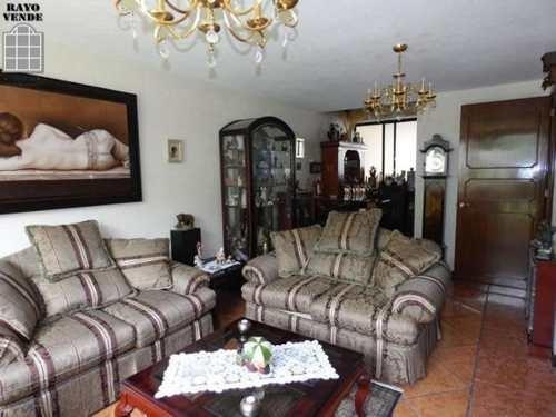 (crm-5206-538)  casa con vigilancia en venta pedregal de san francisco