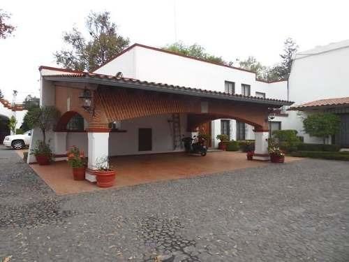(crm-5206-560)  condominio horizontal junto al bosque de tlalpan