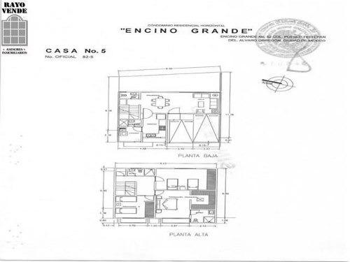 (crm-5206-590)  condominio horizontal nuevo en tetelpan