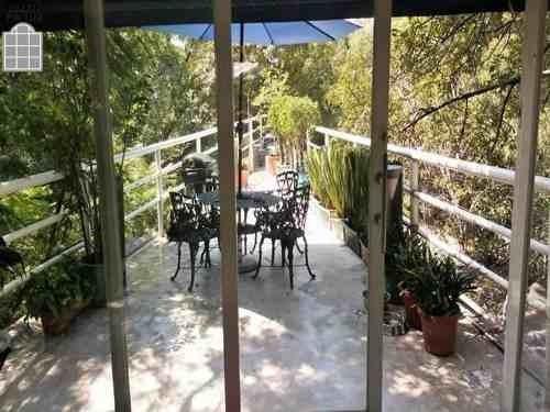 (crm-5206-597)  casa en venta frente a los viveros de coyoacan