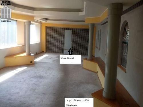 (crm-5206-691)  oficina renta, xoco, av. universidad