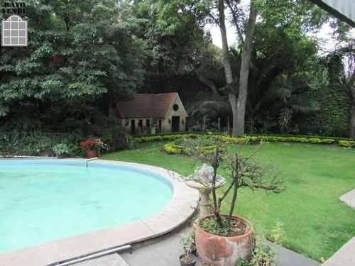 (crm-5206-700)  3 casas en venta pedregal un solo predio