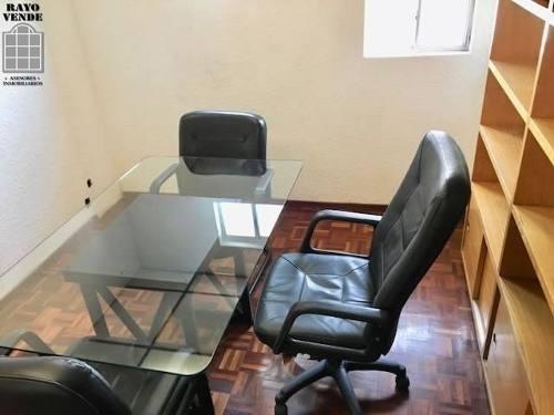 (crm-5206-718)  oficina renta, santander, insurgentes mixcoac