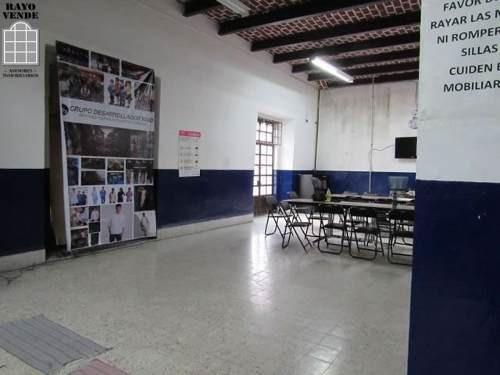 (crm-5206-749)  oficina en la mejor calle comercial del centro de la ciudad